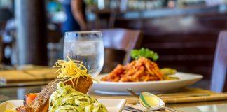 Como manter a dieta ao comer fora de casa?