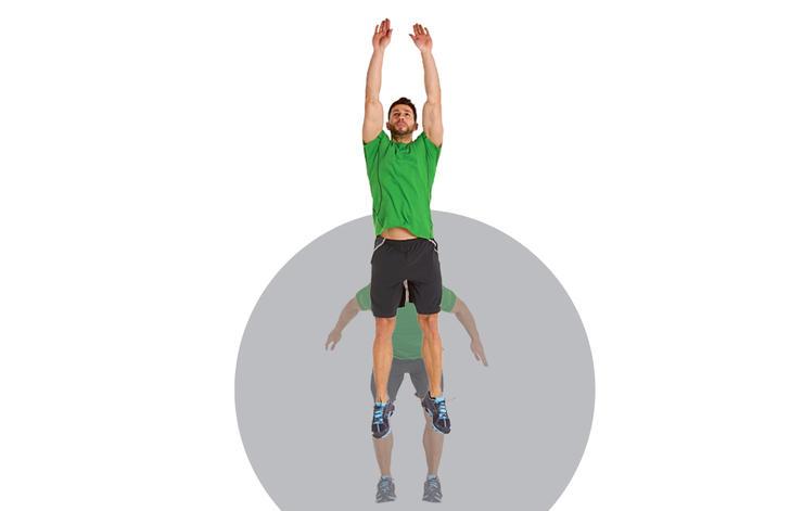 Como Melhorar o Salto Vertical