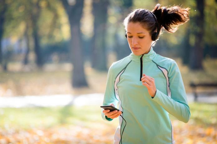 correr com celular
