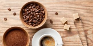 café para corredores