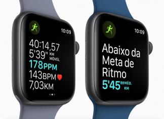 Apple Watch para corredores: mais controle nas passadas