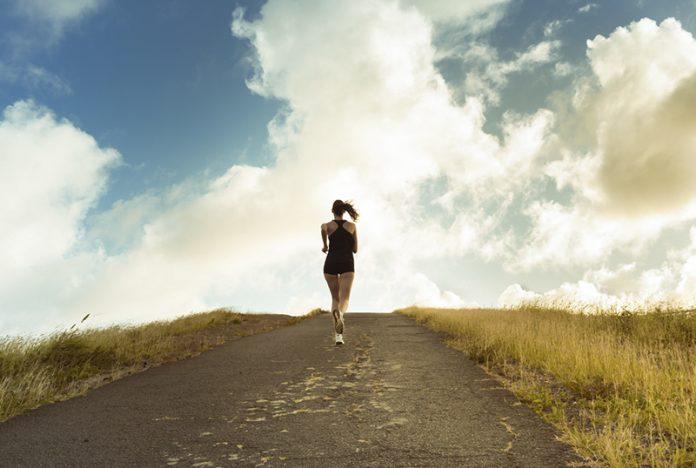 meia maratona com subidas e descidas