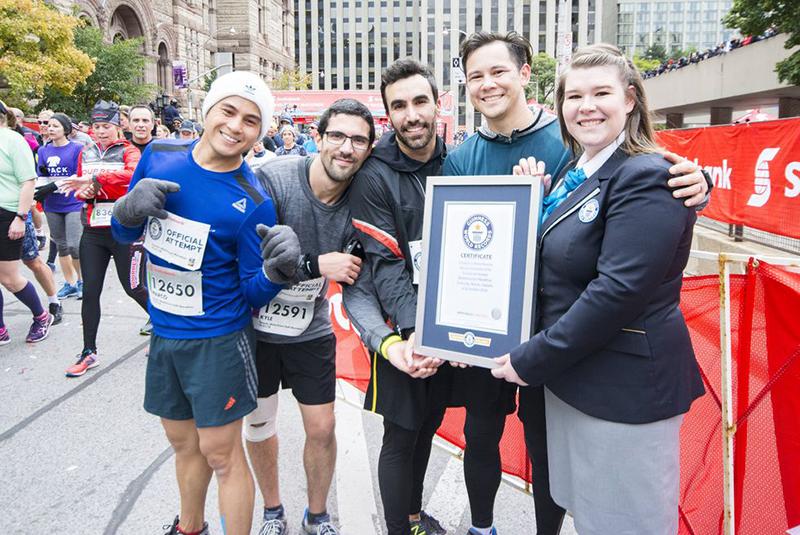 recordes mundiais da Maratona de Toronto 2018 11