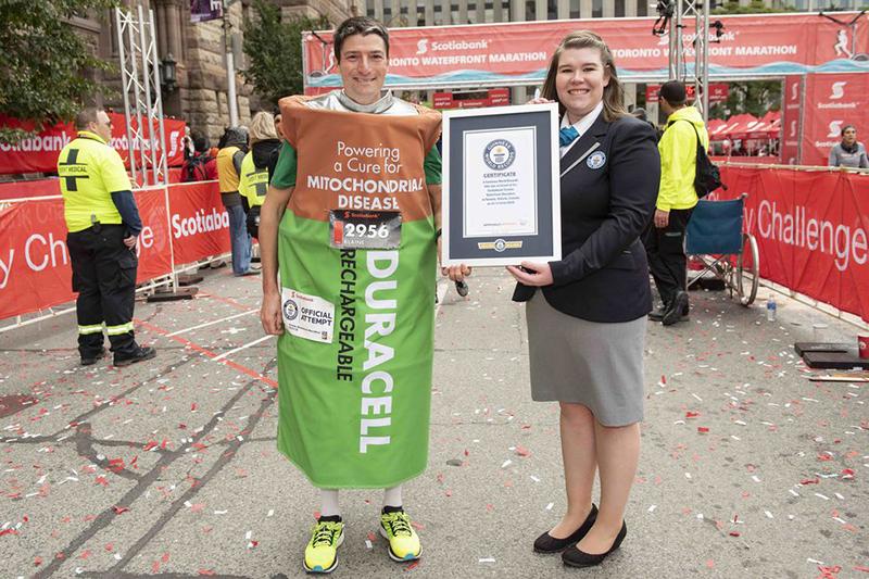 recordes mundiais da Maratona de Toronto 2018 12