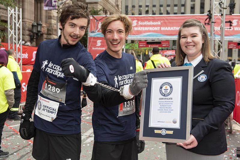 recordes mundiais da Maratona de Toronto 2018 13