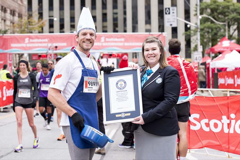 recordes mundiais da Maratona de Toronto 2018 2