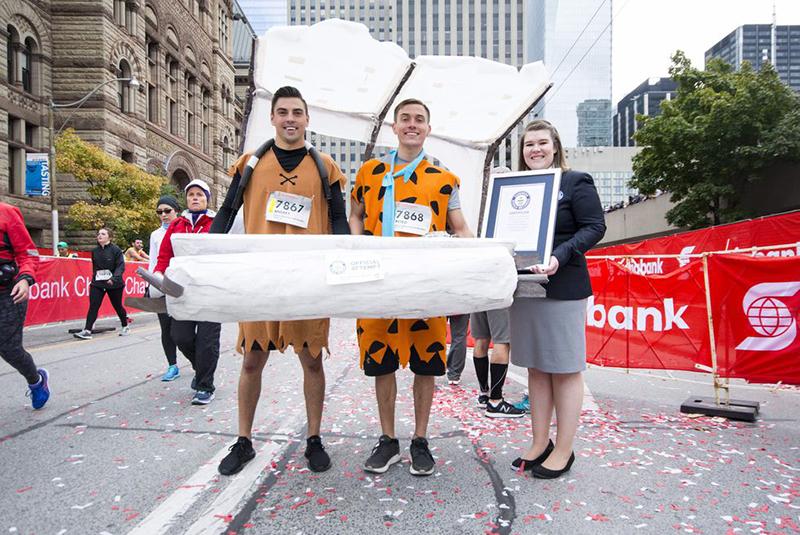 recordes mundiais da Maratona de Toronto 2018 8
