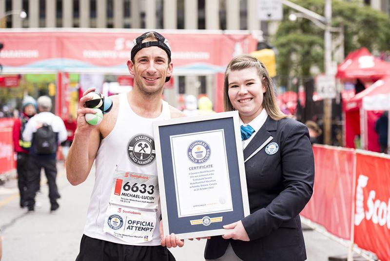 recordes mundiais da Maratona de Toronto 2018 9