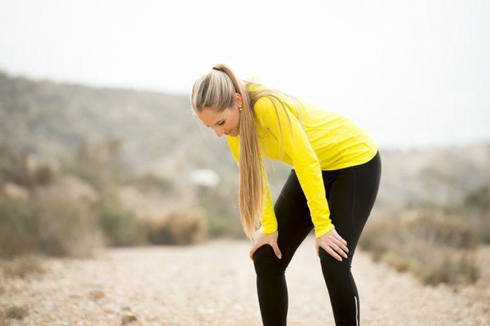 exagerando nos exercícios