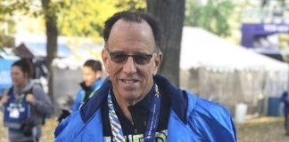 Médico salva corredora durante a Maratona
