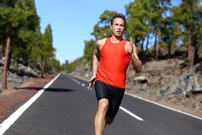 treinando para maratona