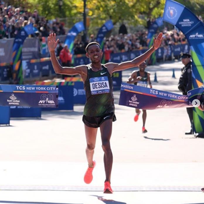 vence a maratona de nova york de 2018