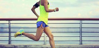 postura ideal para corrida