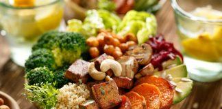 dieta baseada em vegetais