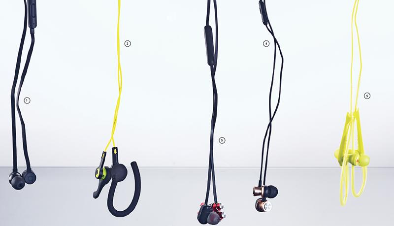 fones de ouvido para corredores