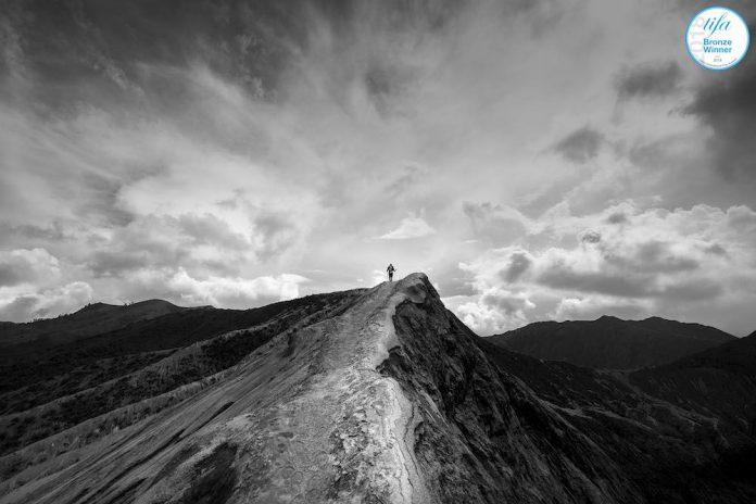 fotos de ultramaratonistas na Indonésia 1