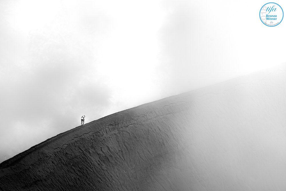 fotos de ultramaratonistas na Indonésia 2