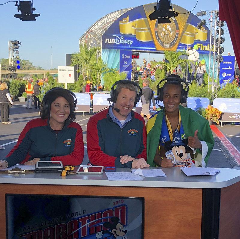 Maratona da Disney 2019 Giovanna