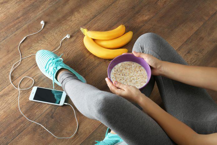 o que comer antes de correr