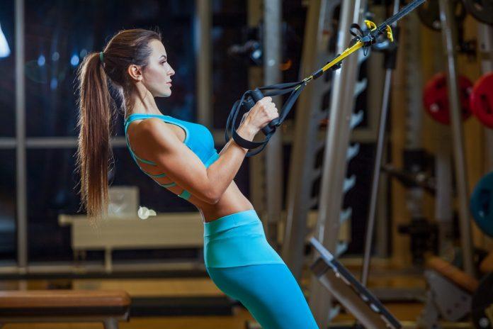 treino para braços