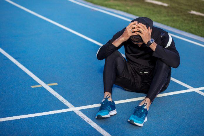 dor de cabeça depois de treinar