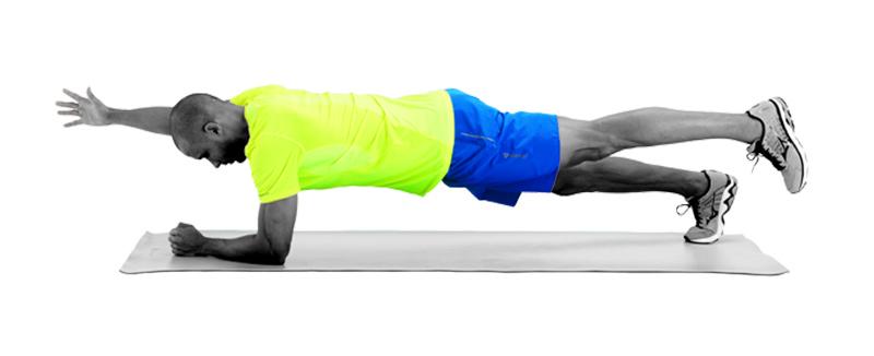 Exercício de força para meia maratona 2