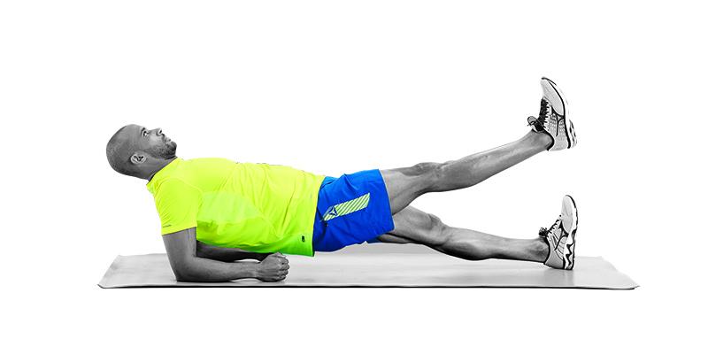 Exercício de força para meia maratona 3