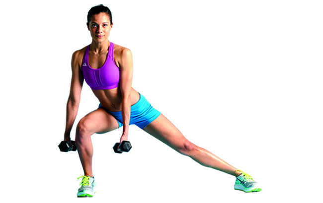 exercício de força para subida