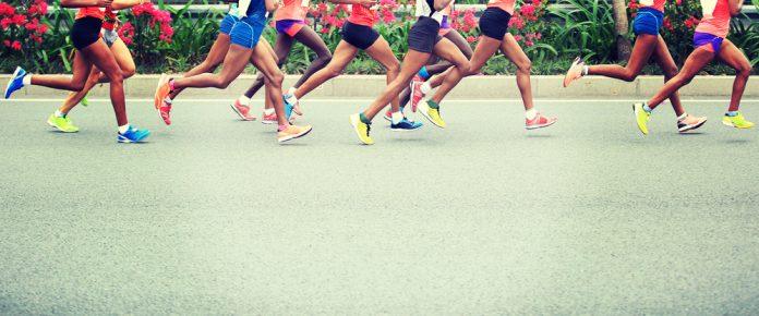 ganha peso treinando para uma maratona