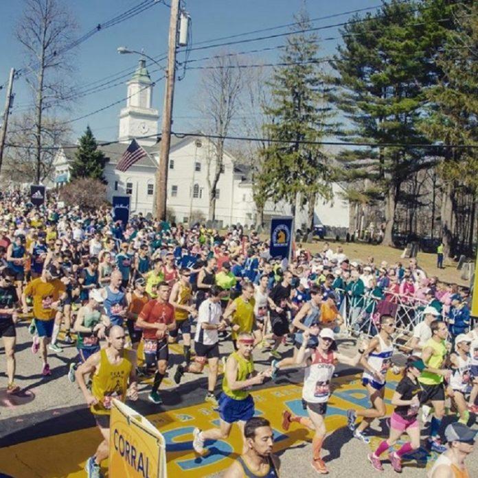 assistir ao vivo maratona de boston 2019