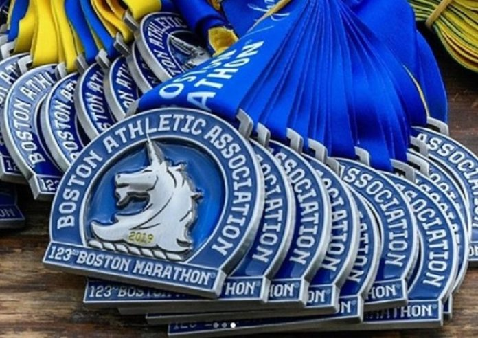 fraude na maratona de boston ---