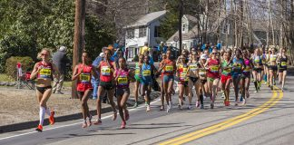 História da Maratona de Boston