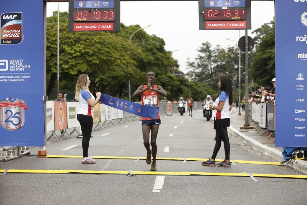 Maratona Internacional de São Paulo 2019 _1