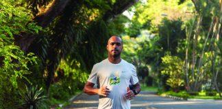 Brasileiro corre duas maratonas em um dia