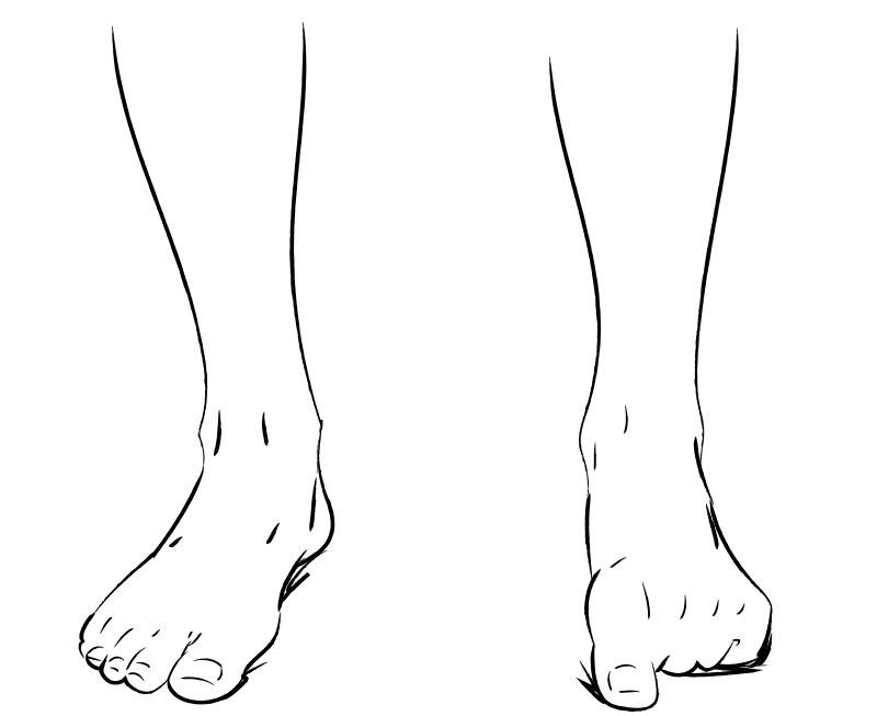 Fortalecimento de pés