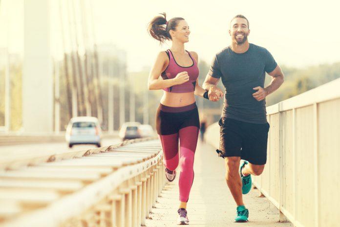 Correr pode combater depressão e asiedade