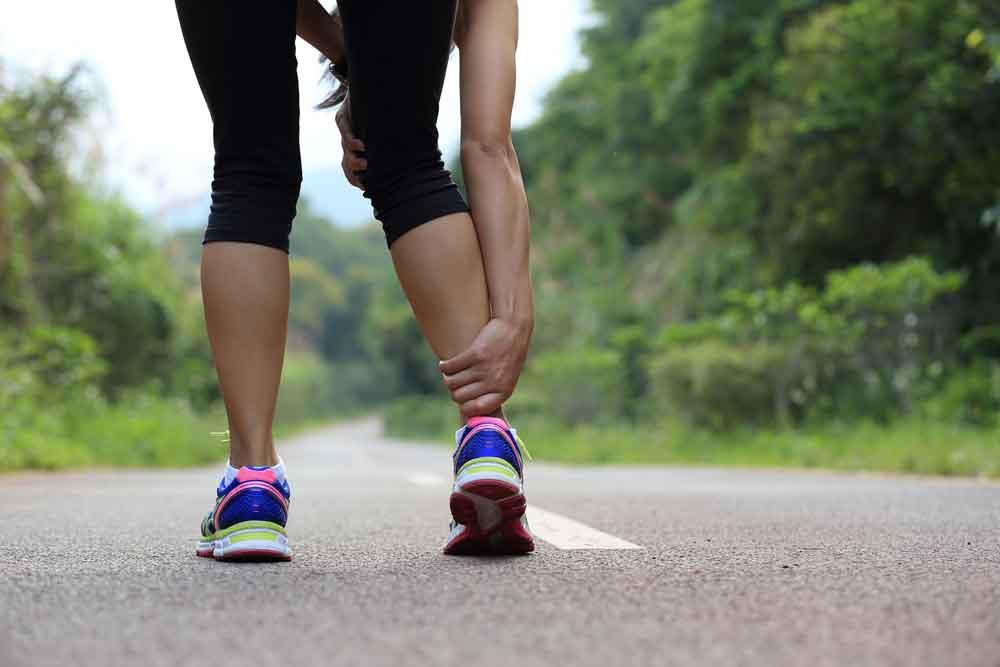 Dor na perna: 6 lesões comuns entre os corredores. Foto: Shutterstock