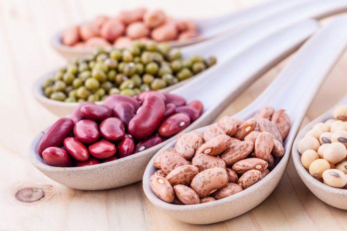 Alimentos para inchaço: feijão