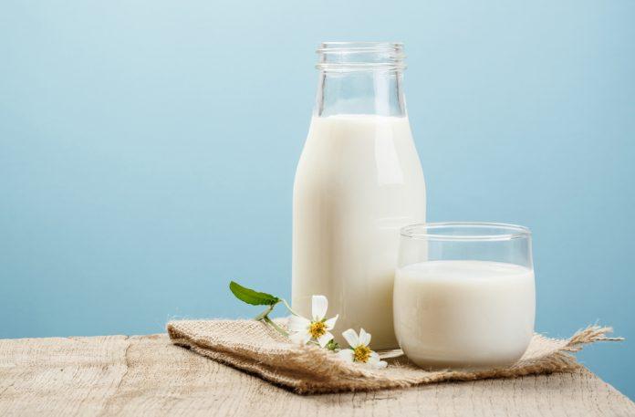Alimentos para inchaço: leite A2