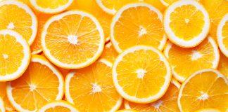 Alimentos para inchaço: laranja