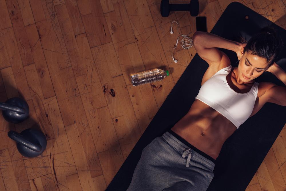 3 exercícios para o abdômen