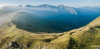 Ultramaratonista morre atingida por raio - Imagem de trecho da Südtirol Ultra Skyrace durante a edição de 2018
