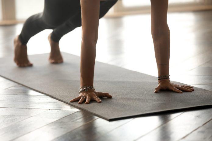 Exercícios de pilates para o abdômen