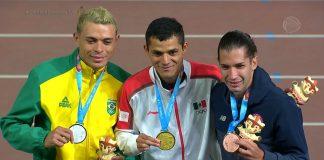 atletismo no Pan-Americano de Lima