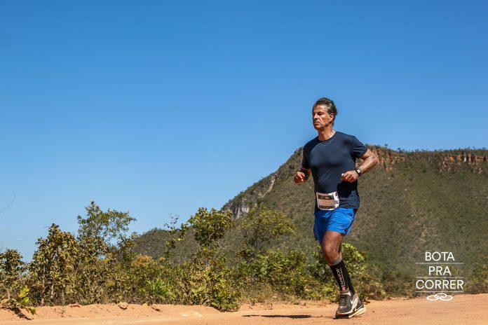 Bota Pra Correr Olympikus etapa Pantanal