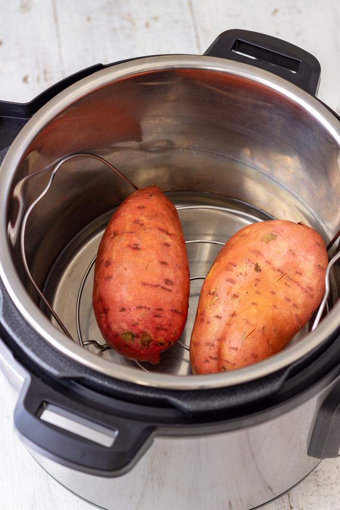 Aprenda como cozinhar batata doce