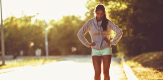 correr uma maratona sem treinar