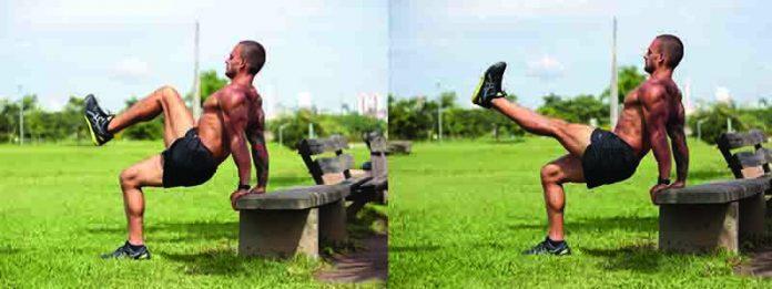 Exercícios de força para corredores