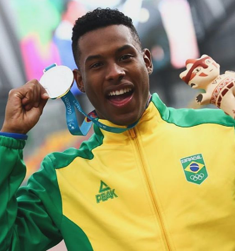 paulo andre atletismo pan americanos 2019