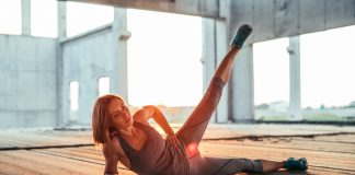 exercício para os glúteos